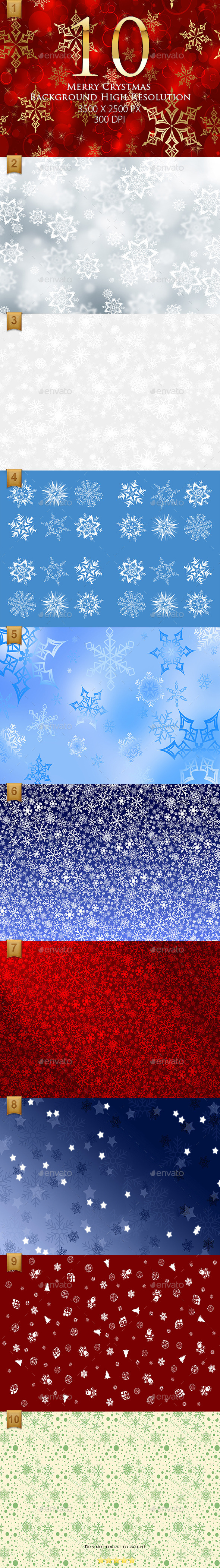 10 Merry Crystmas Background High Resolution Part1