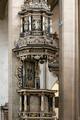 pulpit in Saint Barbara Church - PhotoDune Item for Sale