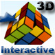 3d Interactive Smart Cube - ActiveDen Item for Sale