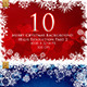 10 Merry Crystmas Background High Resolution Part2 - GraphicRiver Item for Sale