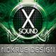 X Sound Flyer