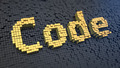 Code cubics - PhotoDune Item for Sale