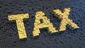 Tax cubics - PhotoDune Item for Sale