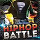 Hip Hop Battle Flyer - GraphicRiver Item for Sale