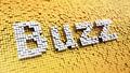 Pixelated Buzz - PhotoDune Item for Sale