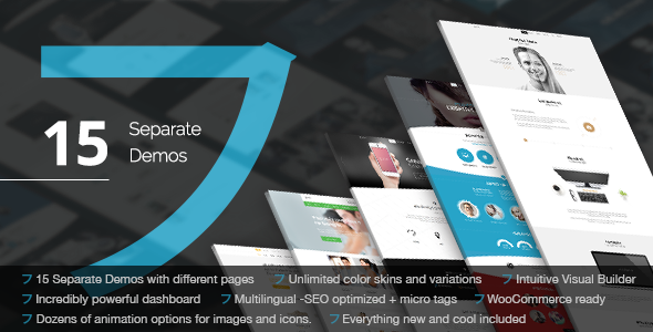 ThemeForest Jetty Multipurpose WordPress Theme 9584590