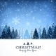 Christmas Background with Trees - GraphicRiver Item for Sale