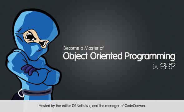 TutsPlus Object-Oriented Programming in PHP Videos 1-4 122845