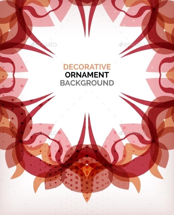 GraphicRiver Ornament Background 9643481