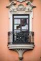 old window, Spanish city of Valencia, Mediterranean architecture - PhotoDune Item for Sale