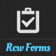 Rcw forms - Flat, flexible form framework - CodeCanyon Item for Sale