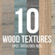 10 Wood Textures - GraphicRiver Item for Sale