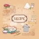 Food Ingredients Recipe - GraphicRiver Item for Sale