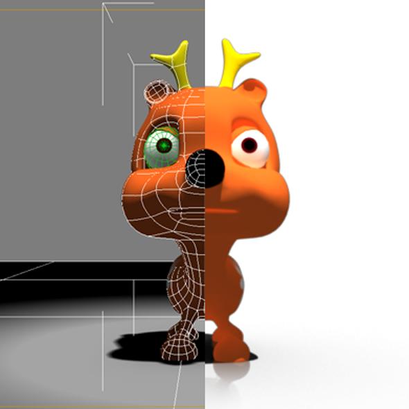 3DOcean Bambi 980147