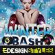 Winter Bash Flyer - GraphicRiver Item for Sale
