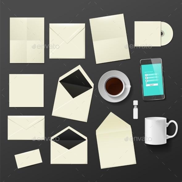 GraphicRiver Corporate Identity Template 9645631