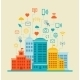 City Composition - GraphicRiver Item for Sale