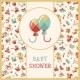 Baby Shower Template - GraphicRiver Item for Sale