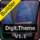 Digit Theme - Responsive Email Template + Builder