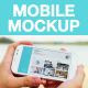 Realistic Outdoor Smartphone Mockups  - GraphicRiver Item for Sale
