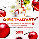 Christmas Flyer/Poster Vol.2 - GraphicRiver Item for Sale