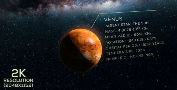 Venus Info