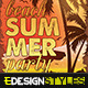 Beach Summer Party Flyer - GraphicRiver Item for Sale