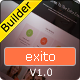 Exito - Responsive Email Template With Builder