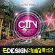 City Light Flyer - GraphicRiver Item for Sale