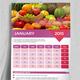 Wall Calendar Design - GraphicRiver Item for Sale