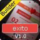 Exito - Notification Bundle Email With Builder - ThemeForest Item for Sale