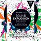 Sound Explosion Flyer - GraphicRiver Item for Sale