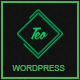Teo - Responsive Parallax Single Page Theme - ThemeForest Item for Sale