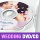 Elegant Wedding DVD / CD Cover Template - GraphicRiver Item for Sale