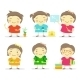 Six Little Girls - GraphicRiver Item for Sale