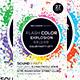 Flash Color Explosion Flyer - GraphicRiver Item for Sale