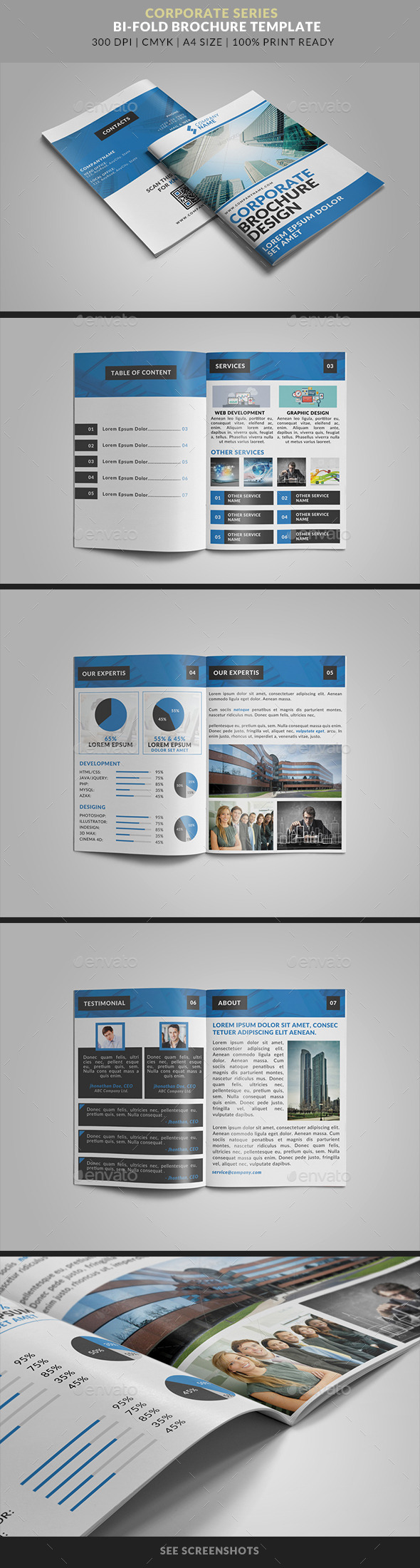 GraphicRiver 8 Page Bifold Brochure Corporate Series 01 9648074