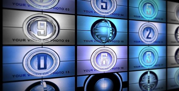 After Effects Project - VideoHive MULTYSCREENS 122905