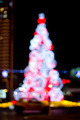 Defocused Christmas Tree - PhotoDune Item for Sale