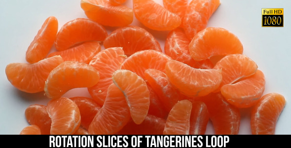 Slices Of Tangerines 3