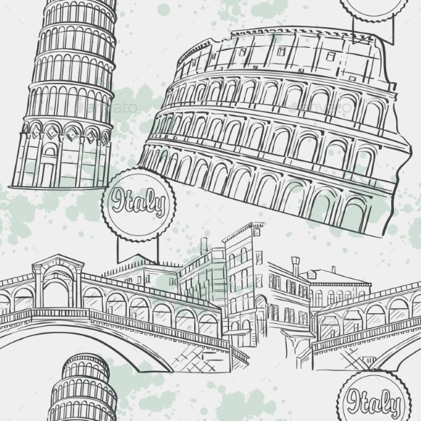 GraphicRiver Italy Images 9648751