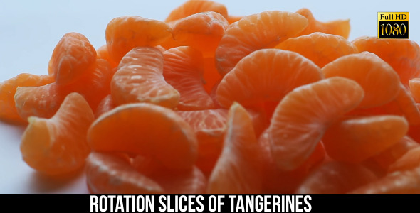 VideoHive Slices Of Tangerines 4 9648779