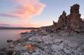 Rock Salt Tufa Formations Sunset Mono Lake California Nature Outdoors - PhotoDune Item for Sale