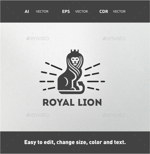 GraphicRiver Royal Lion 9649025