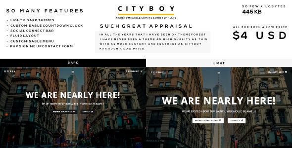 ThemeForest Cityboy 9649322
