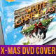 Christmas DVD Cover Template 2 (Snow Edition) - GraphicRiver Item for Sale