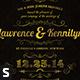 Elegant Wedding Invitation - GraphicRiver Item for Sale