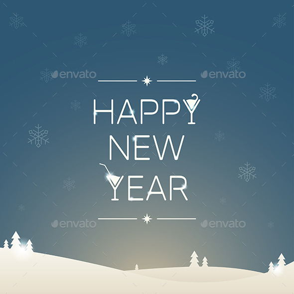 GraphicRiver Happy New Year 9649546