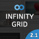 InfinityGrid - An infinite scrolling - personal blogging theme - ThemeForest Item for Sale