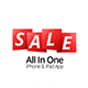 SALE - All In One - iPhone & iPad App With PayPal V1.1